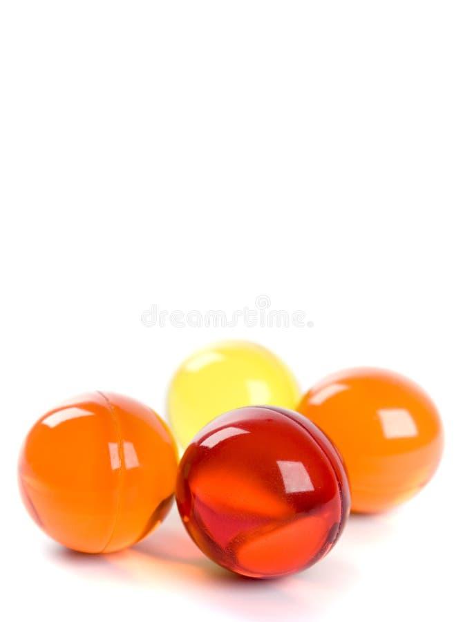 ароматичная ванна шариков стоковое изображение