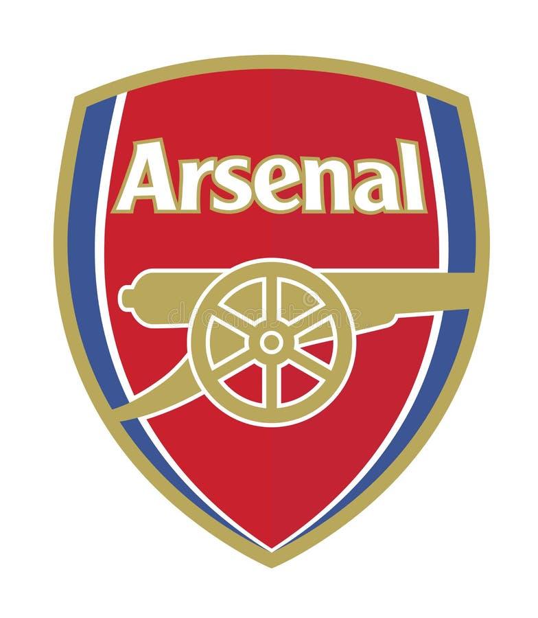 Арсенал f C бесплатная иллюстрация