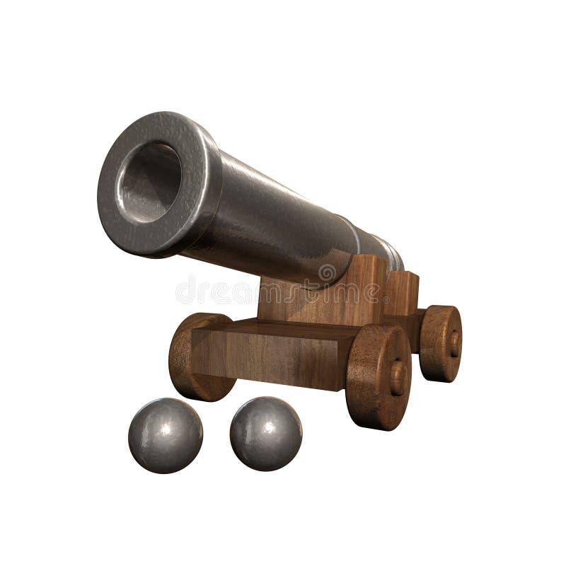 артиллерия иллюстрация штока