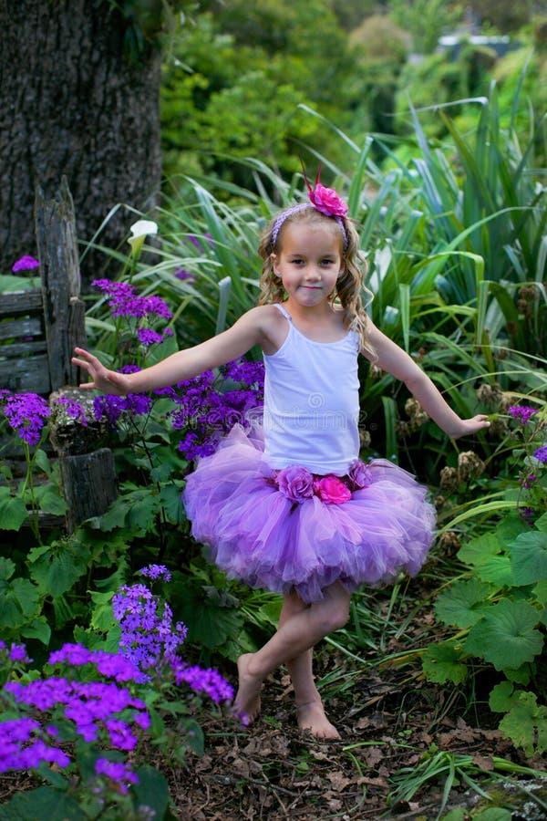 Артист балета. стоковая фотография