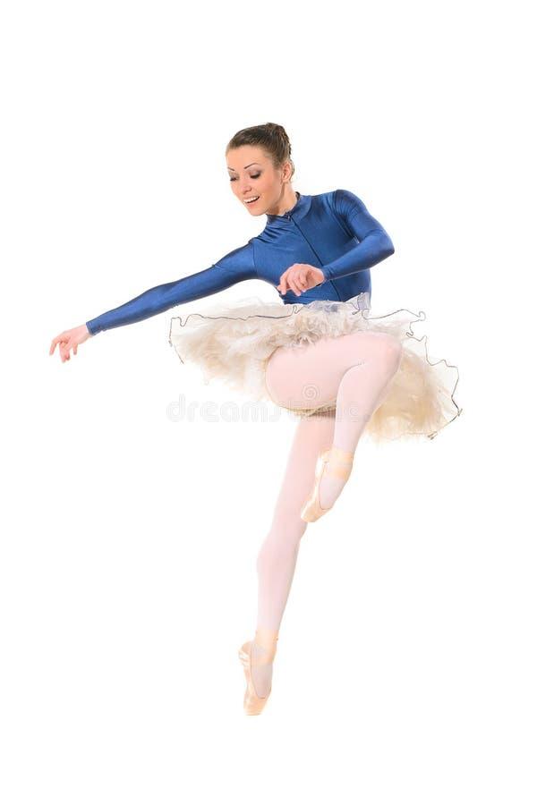 Артист балета стоковая фотография