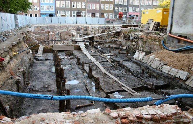 археология Стоковое Изображение