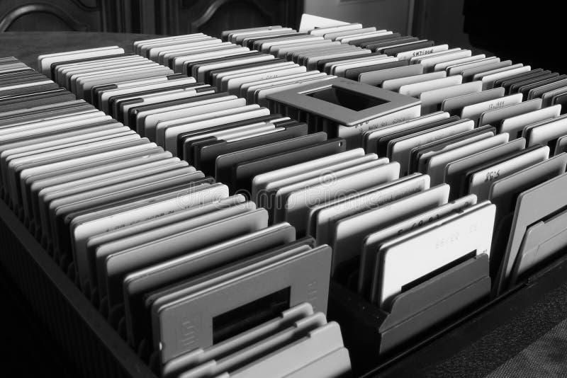 архивы стоковая фотография rf