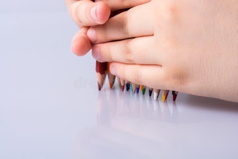 архив цвета предпосылки рисовал белизну вектора стоковое изображение rf