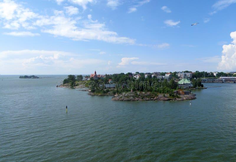 архипелаг стоковое фото rf