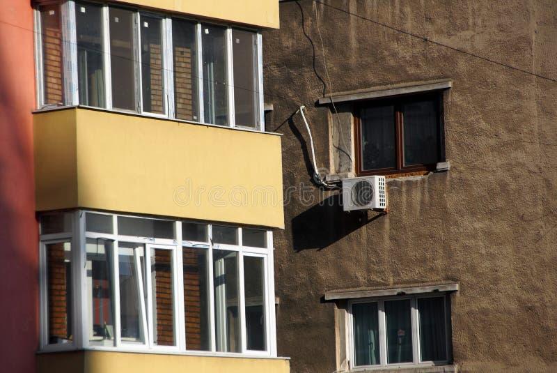 Архитектура Бухареста стоковые изображения