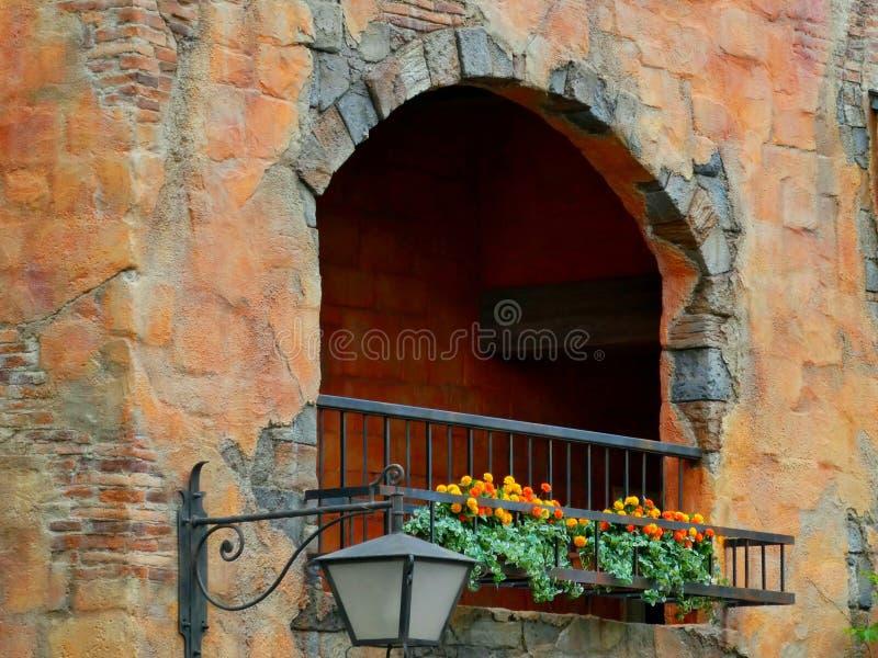 Архитектура и искусство стоковая фотография rf