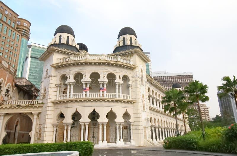 Архитектура Куала-Лумпур Малайзия Jabatan Warisan Negara историческая стоковая фотография rf