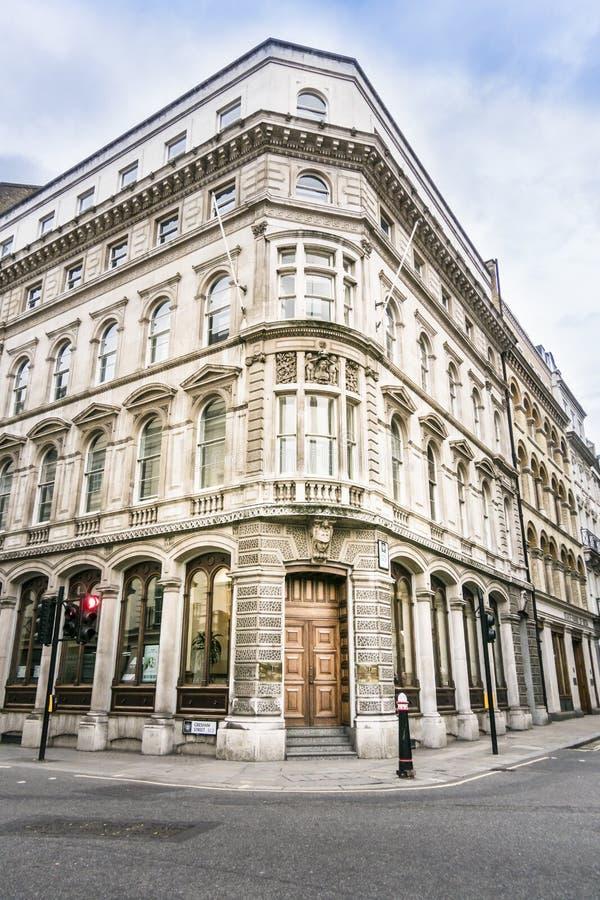Архитектура Лондона стоковая фотография