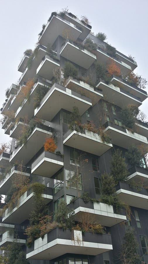 Архитектура Милана стоковое фото