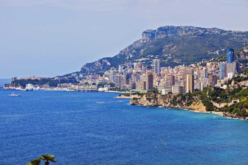 Архитектура Монако стоковое фото rf