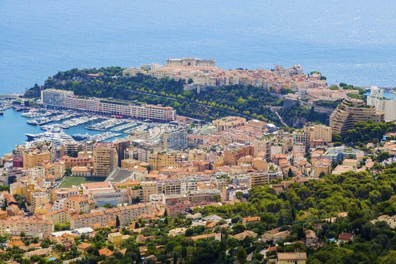 Архитектура Монако стоковая фотография