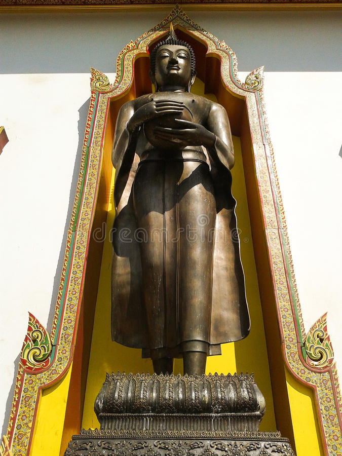 Архитектура на измерении в Таиланде стоковые изображения