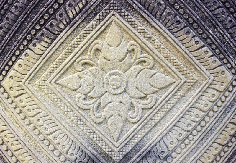Архитектура песчаника стоковая фотография rf