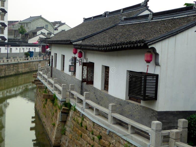 Архитектура древнего города Zhaojialou стоковое фото