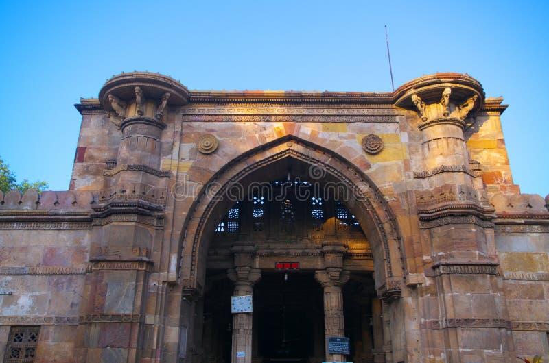Архитектура Ahmadabad стоковое фото rf