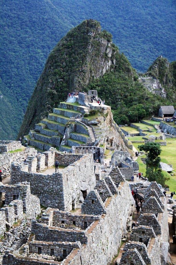 Архитектура pichu Machu стоковые изображения rf