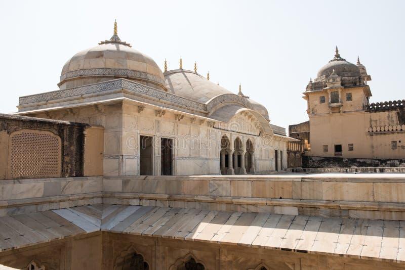 Архитектура Rajputana в Джайпуре стоковые изображения rf