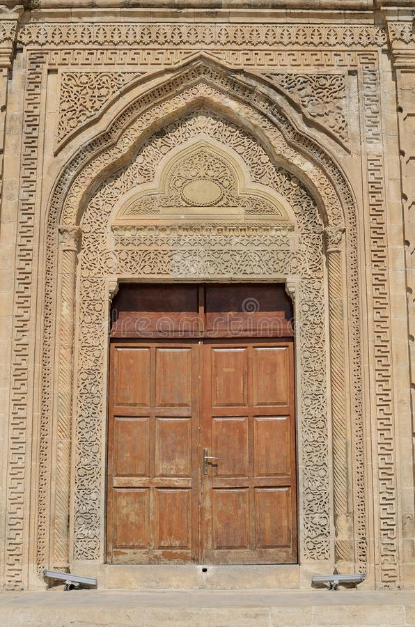 Архитектура Seljuk стоковое фото rf