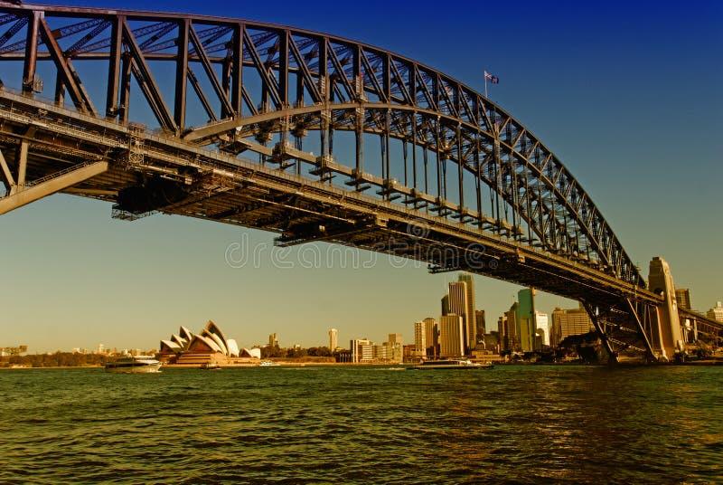архитектурноакустическая деталь Сидней стоковые изображения