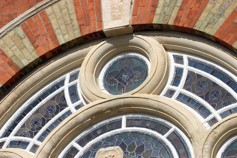 архитектурноакустическая деталь стоковая фотография