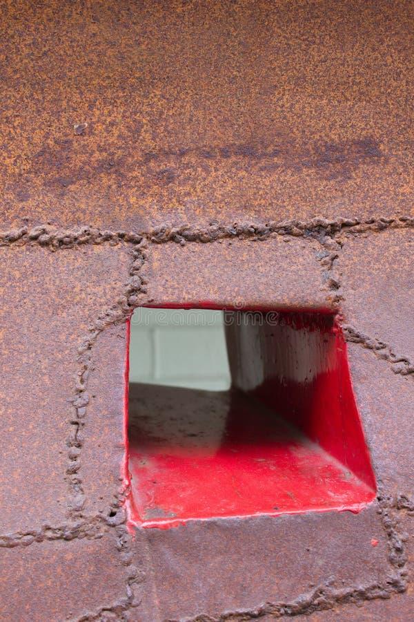 Архитектурноакустическая деталь стоковое изображение rf