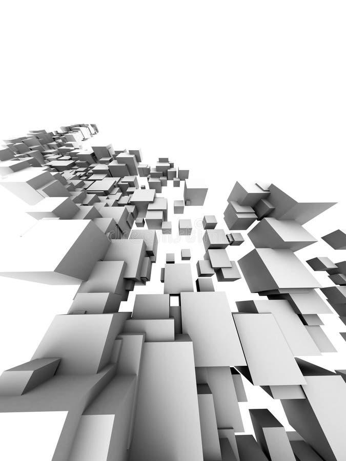 архитектурноакустическая конструкция иллюстрация штока