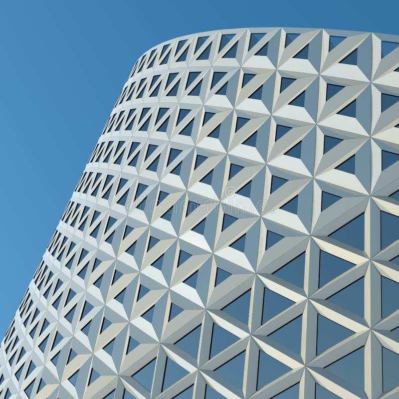 архитектурноакустическая предпосылка стоковые фото