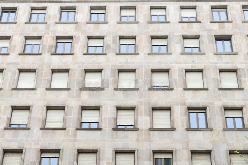 Архитектурноакустическое здание стоковое фото rf