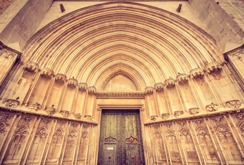Архитектурноакустическое испанское великолепие стоковое фото