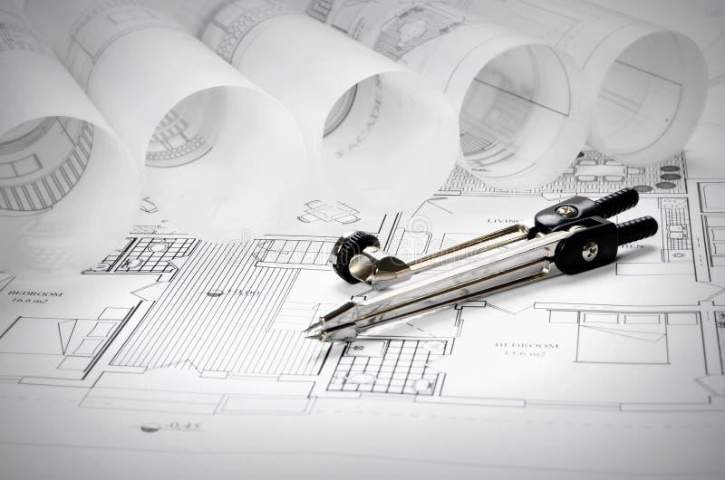 Архитектурный дизайн стоковые изображения rf