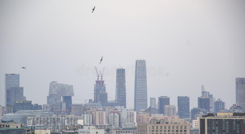 Архитектуры Пекина стоковые фото