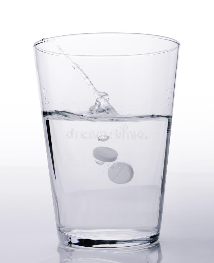 аспирин effervescent стоковые фото