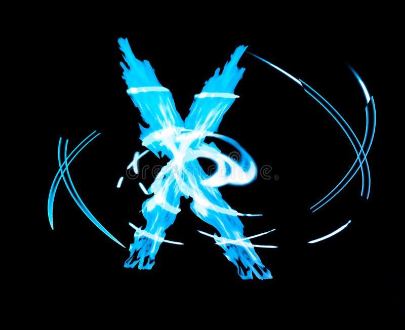 астральный холодный фактор x стоковые изображения