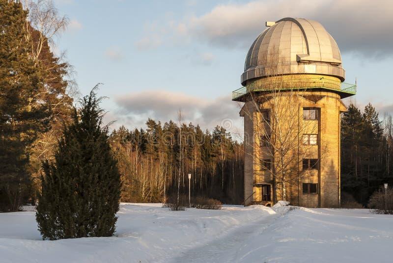 Обсерватория стоковые изображения