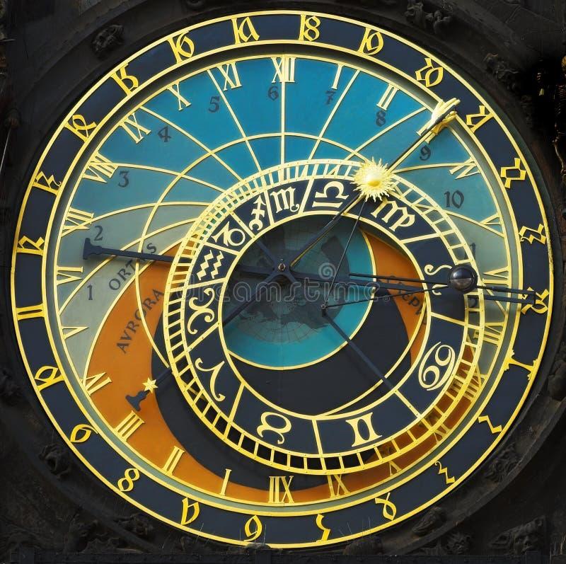 астрономические часы стоковые изображения rf