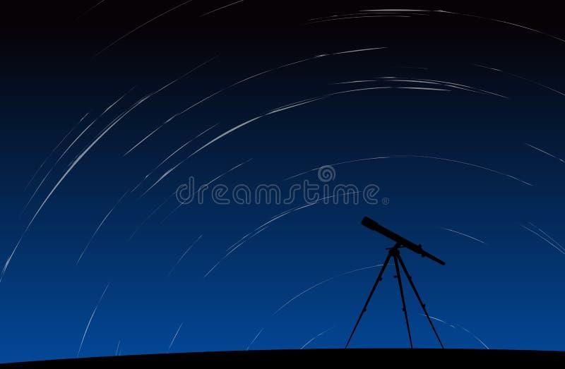 астрономия иллюстрация вектора