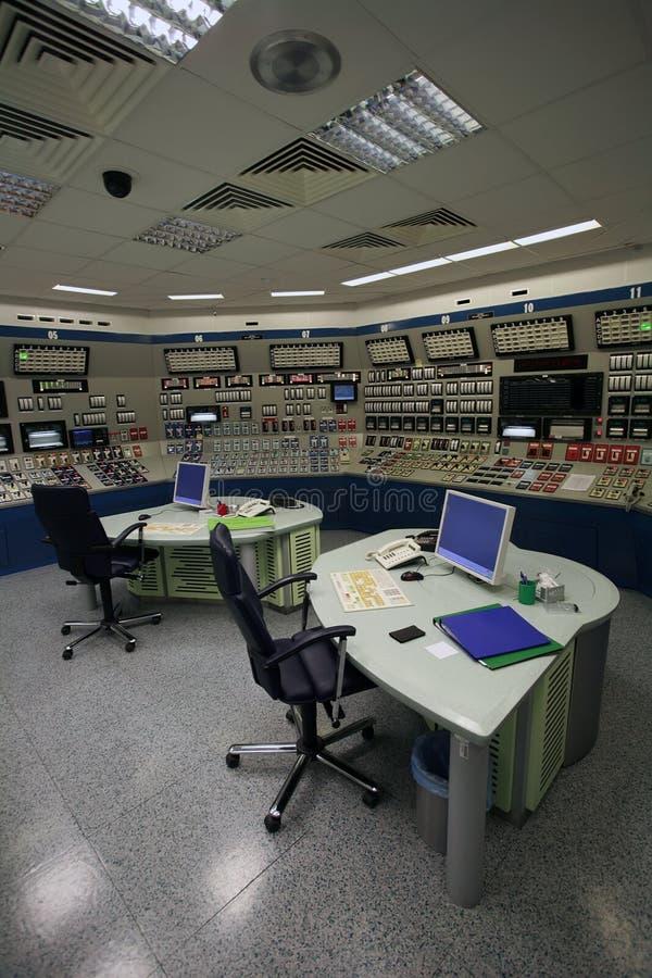 атомная электростанция 01 Стоковая Фотография RF
