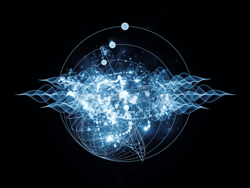 Download Атом иллюстрация штока. иллюстрации насчитывающей ядро - 40589217