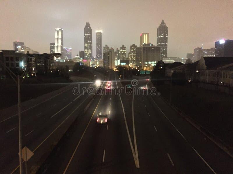 Атланта большой стоковые фотографии rf