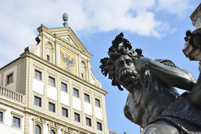 Аугсбург стоковая фотография