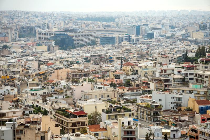 Афиныы, Греция стоковые фотографии rf