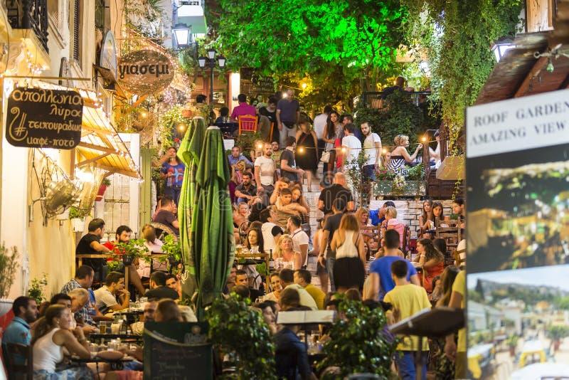 Афины, Греция стоковая фотография