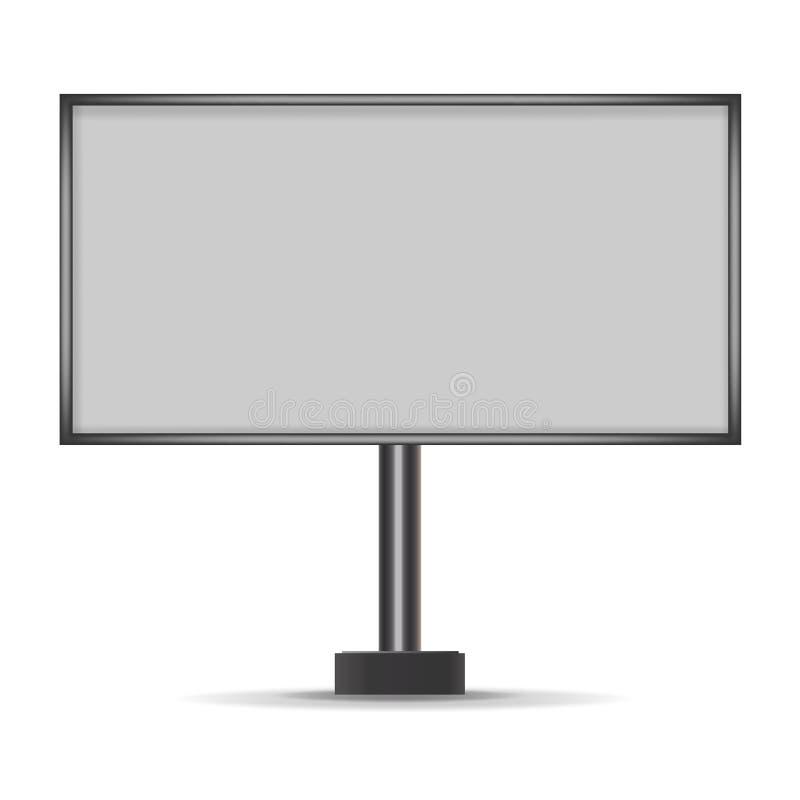 Афиша для рекламировать вектор стоковое фото