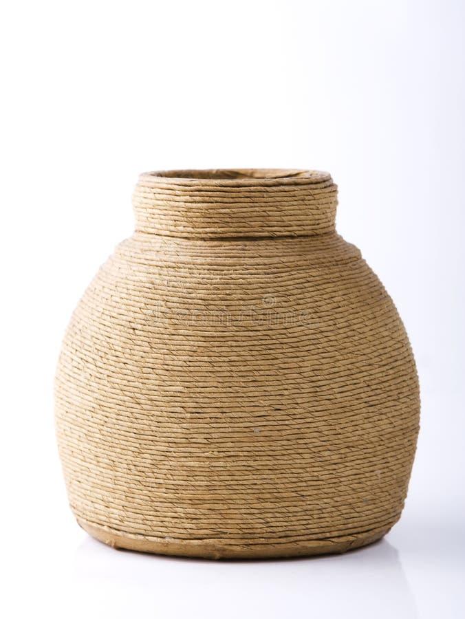 африканская ваза стоковое изображение