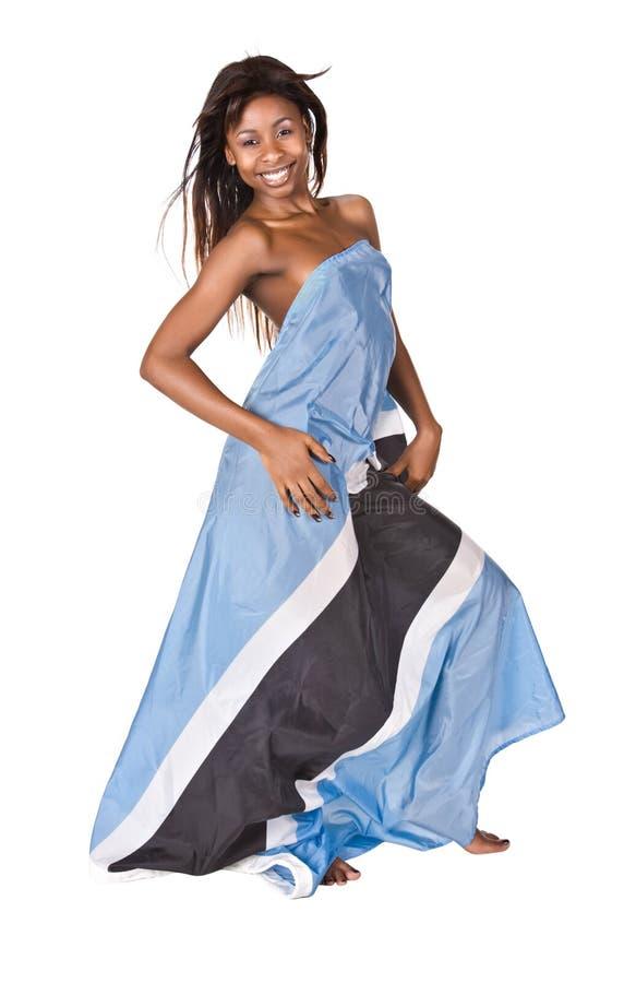 Download африканская девушка стоковое фото. изображение насчитывающей цвет - 6851800
