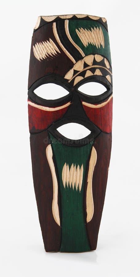 африканская маска стоковое фото