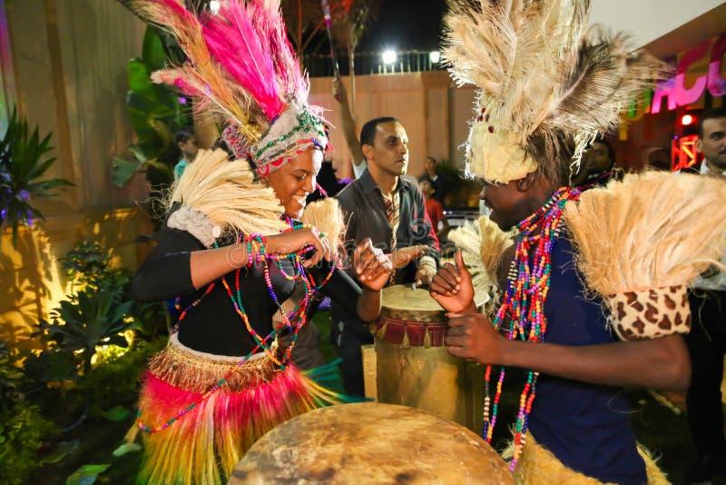 африканская партия стоковые фотографии rf