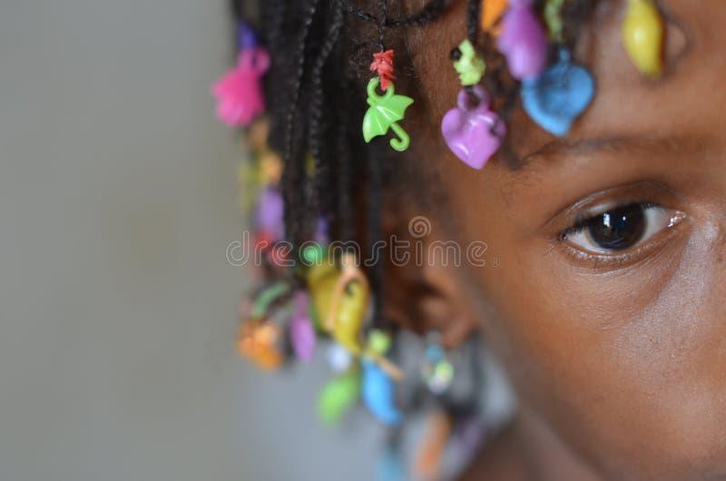 Африканский ребенок стоковое фото
