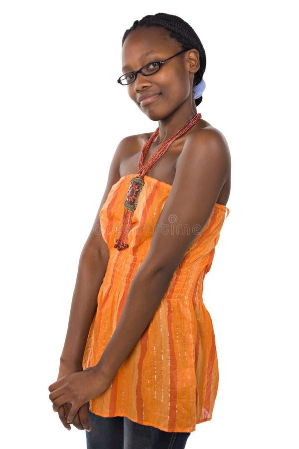 африканский студент стоковые фотографии rf